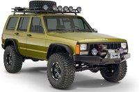 Amortisseur de Direction Rancho Jeep Cherokee XJ 1984-2001 Amortisseur