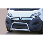 Stainless Steel Front Guard Citroen Jumper 2014-up